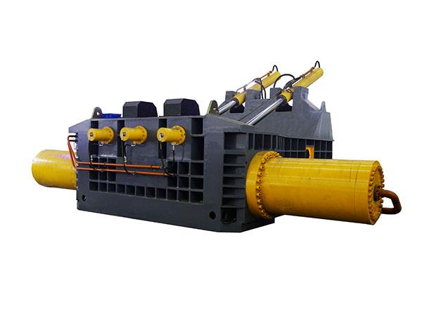 Y81-250型靠谱的滚球平台压块机