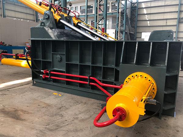 Y81-315型靠谱的滚球平台压块机